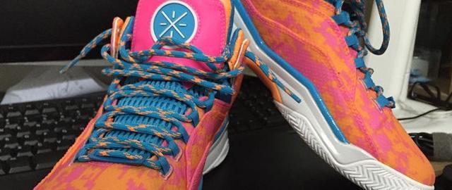 李寧奔襲籃球鞋