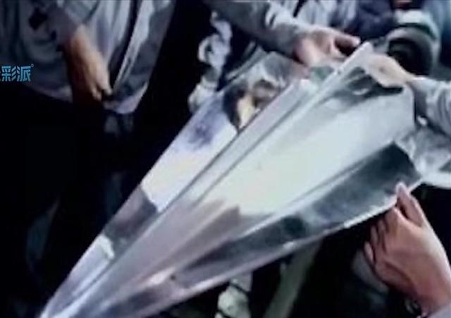 中国展示3种高超音速飞行器