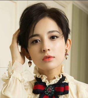 女星短发第一名不娜扎宋佳而是她【图】_发型... _太平洋时尚网