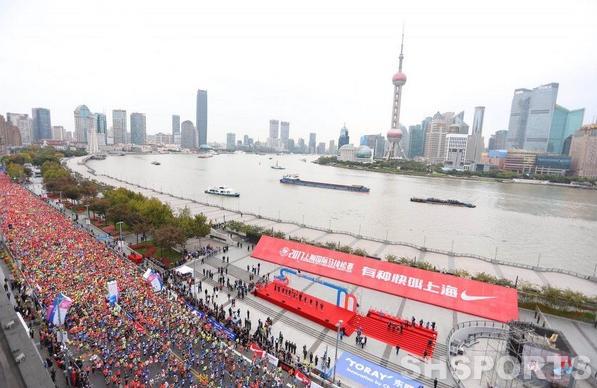 2016上海马拉松官网
