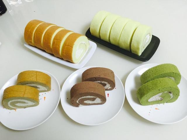 蛋糕卷攻略——教你怎么做戚風蛋糕卷