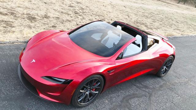 能飞的跑车?特斯拉:量产版新Roadster超跑快要来了