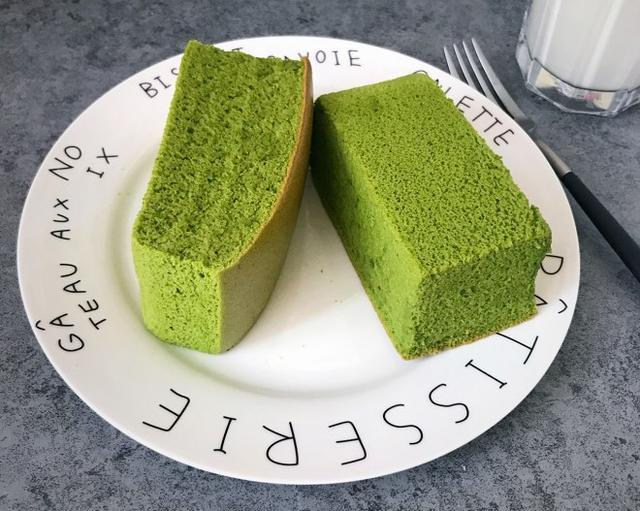 古早味抹茶蛋糕的做法