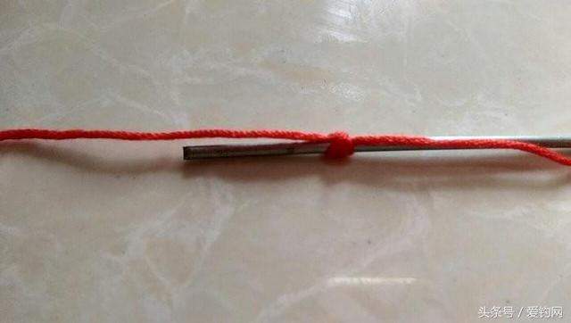 双鱼钩的绑法图解大全