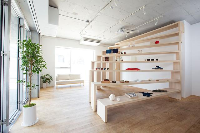 店铺收纳美学,给顾客多一点空间