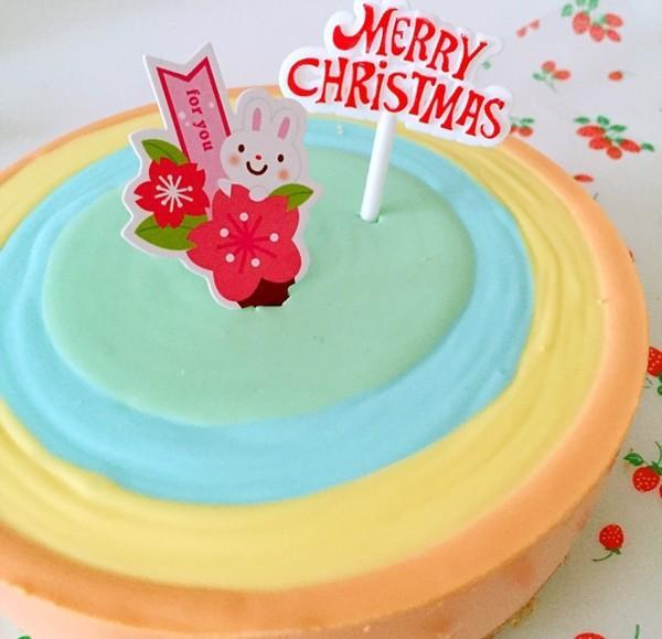 最適合初學者的慕斯蛋糕,彩虹酸奶慕斯系列,簡單好看易成功!