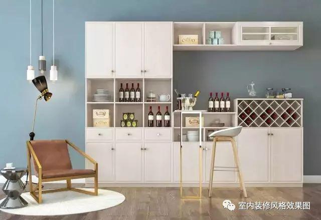 商业展示400平米装修案例_效果图 - 成都白酒专卖店... - 设计本