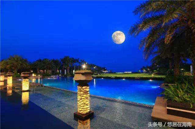 琼海买房:融创博鳌金湾,满足你对度假生活的美好想象!