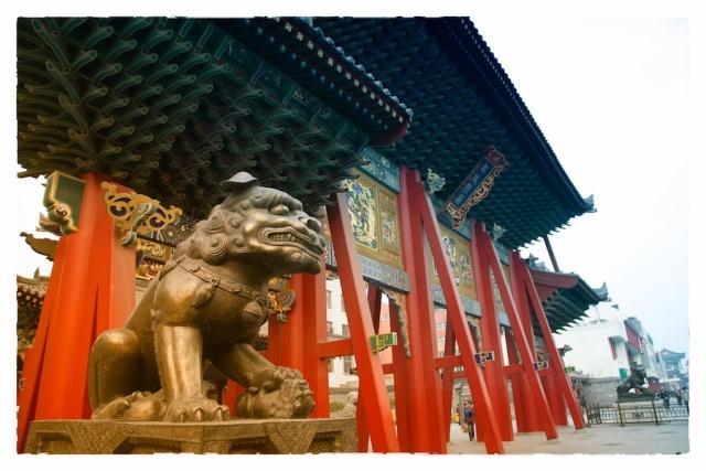 豫园城隍庙