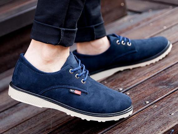 如此保养磨砂牛皮鞋 超级简单