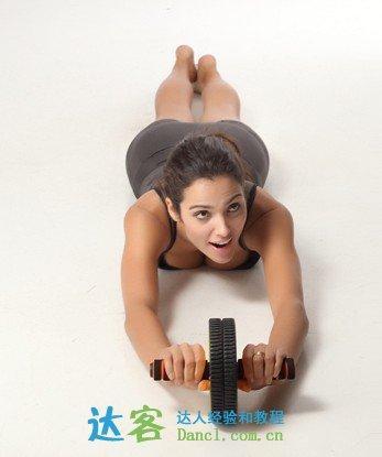 腹肌轮练哪里肌肉图解