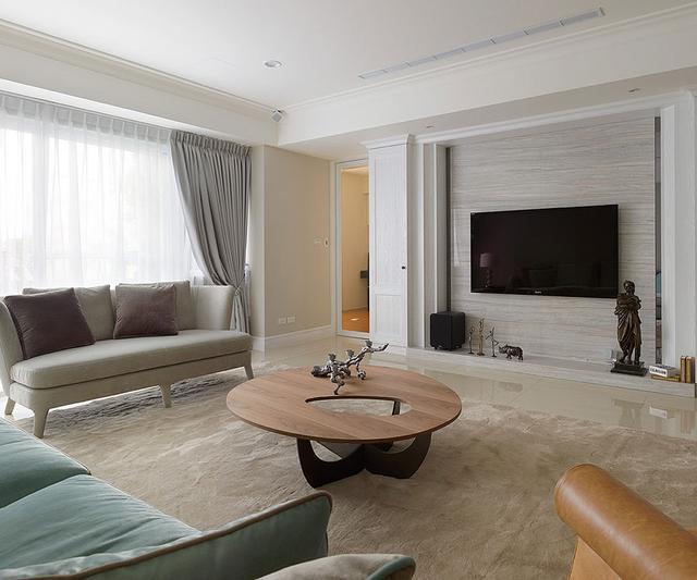 8款出租房简单装修案例 一居室小户型装修设计抓住你的心
