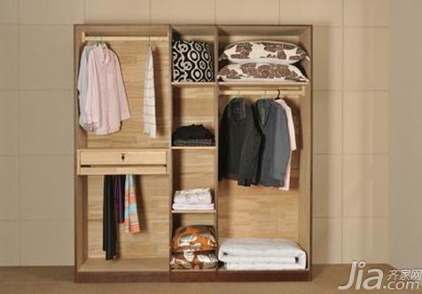 小型衣柜图片大全