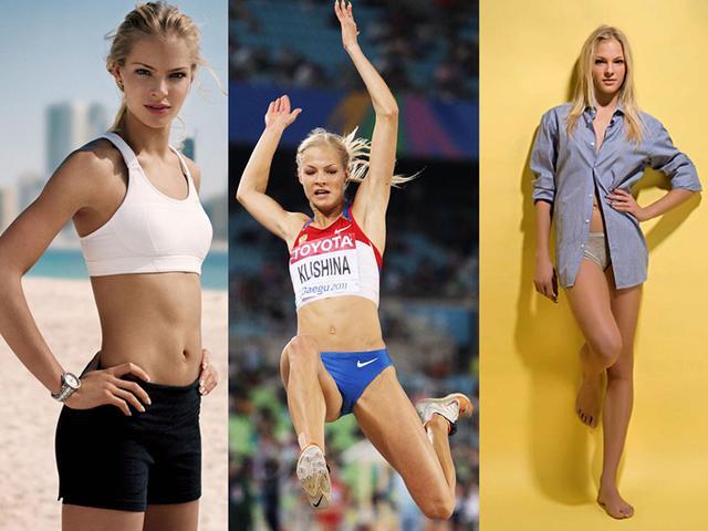 服不服?里约奥运会里的最美男神和女神