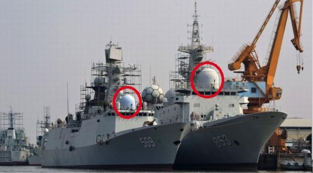 美国海军测量船