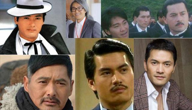 香港老男演员名单图片
