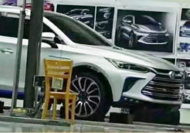 比亚迪BYD汽车,全新小型/紧凑型/中型越野车SUV,... _新浪博客