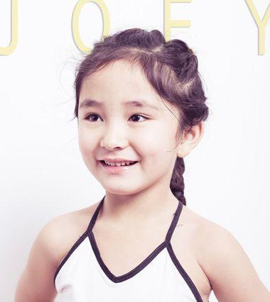 8款小女孩发型绑扎方法大全,超可爱儿童发型~