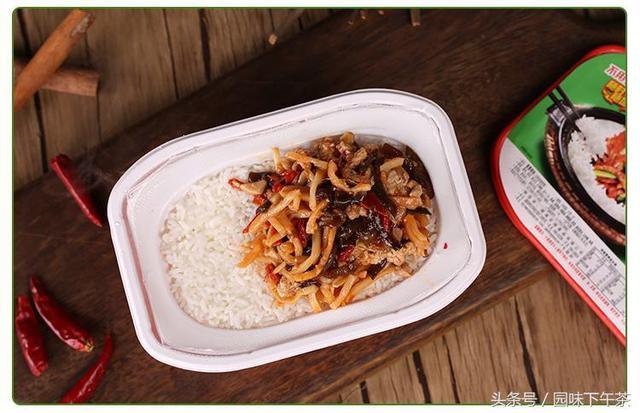 米饭这样吃,简单方便,不用花太多时间,营养美味