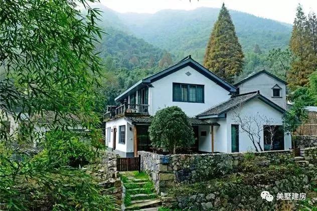 农村自建房民宿,最贴近生活的,六款最走心的建房设计!