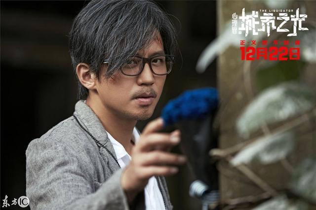 心理罪新剧照,邓超刘诗诗比帅,感觉很不一样,你会看吗?
