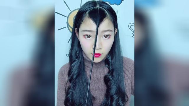 长发巧变刘海,穿旗袍简直是林徽因本人!_腾讯网