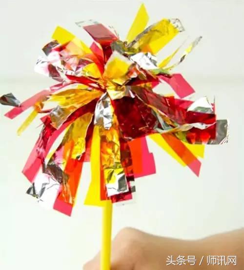 过年窗花剪纸图案 两种简单窗花的剪法步骤图╭★肉丁网