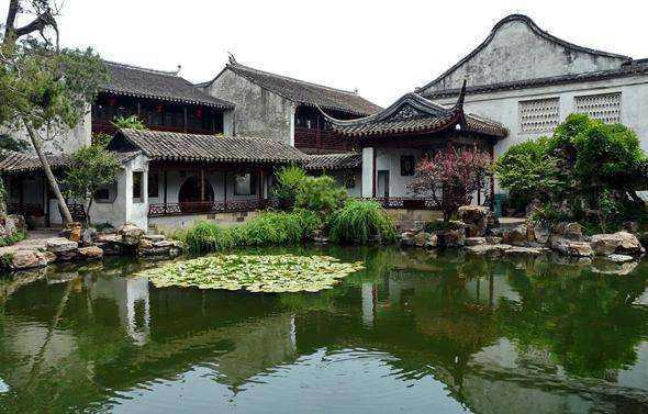中国西亚园林的特点
