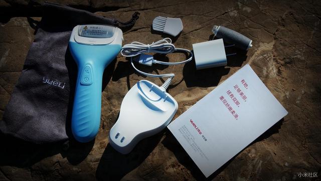 小米月立电动防水修足器测评:修足,我们是最专业的!