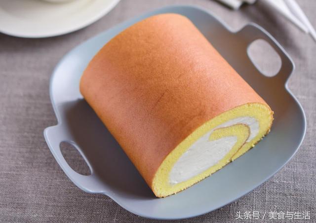 最愛吃這種蛋糕,香香的甜甜的,一步一步教你怎么做
