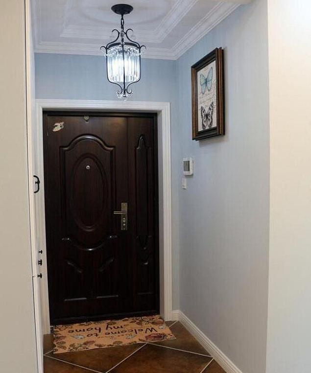 90平现代简约新房装修 简约的布置空间变得含蓄有舒适感