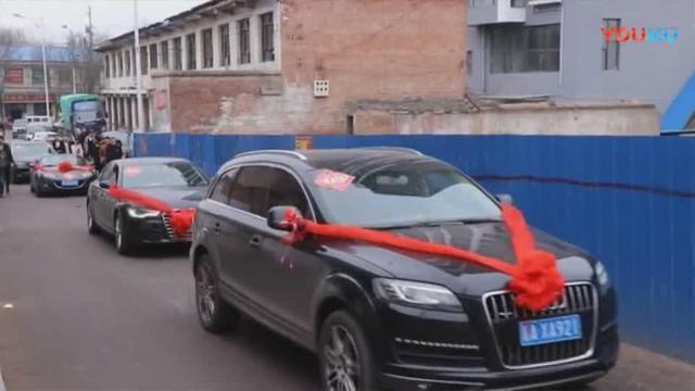 这就是山西超牛的豪车结婚车队_志在高飞_新浪博客