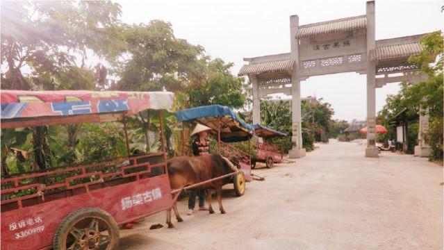 扬美古镇——广西南宁明清古建筑保留得最为完整的地方!