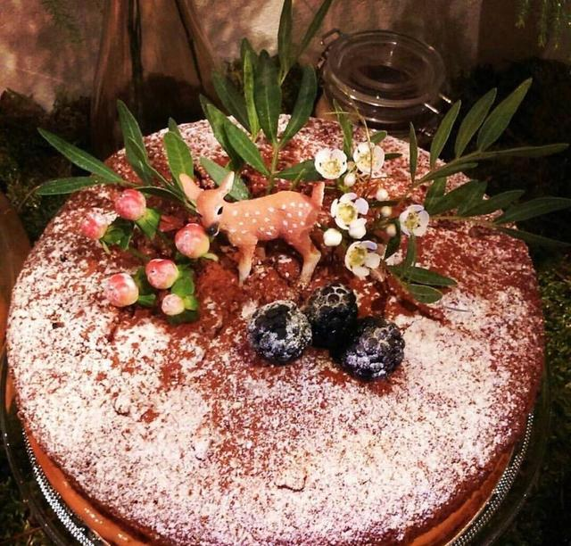 圣誕節到了,怎么可以少了這么有特色的蛋糕