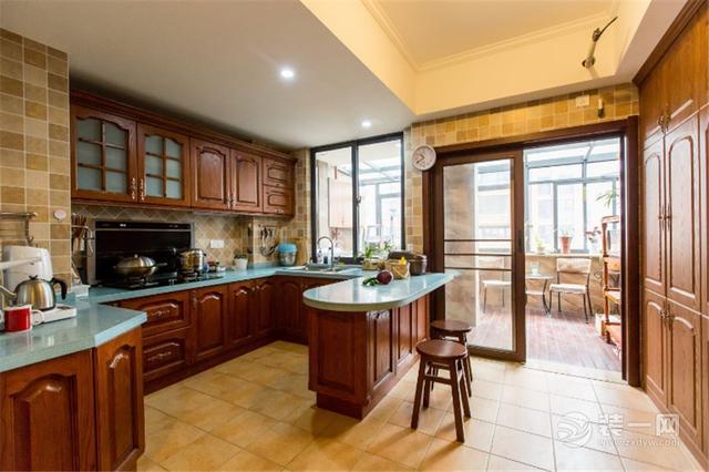 橱柜设计的标准典范,轻松扩容60%!看完想把厨房... _手机网易网