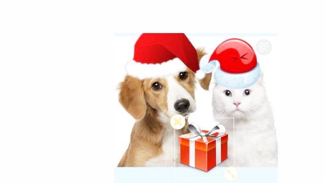 微信做个头像圣诞帽头像怎么做-制作教程[多图]_... _多特软件站