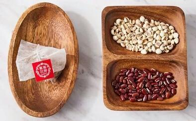 红豆薏米茶图片