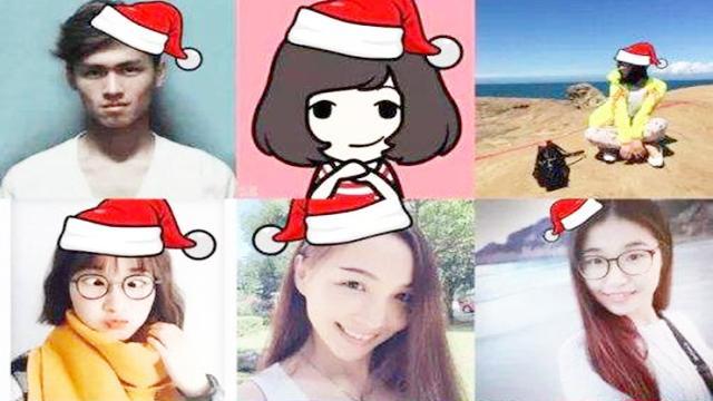 不用再和微信官方要圣诞帽了!今天教你给微信头像戴圣诞帽!