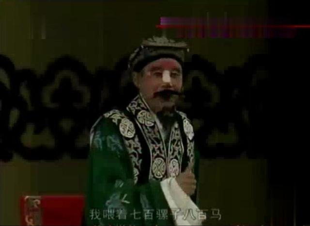 曲剧《吹牛》,演唱:李天方、金不换。