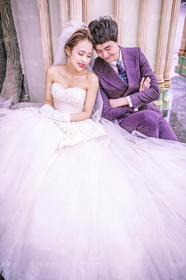 哈爾濱冰雪婚紗照