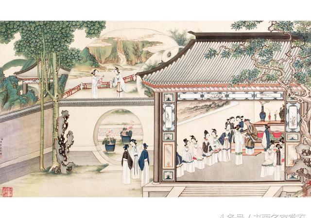 清宫艺术中的美人--论焦秉贞《仕女图册》-【维普官方... -维普网