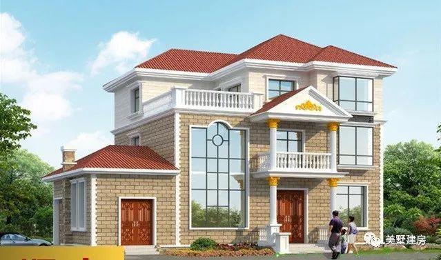 农村自建房庭院设计攻略,适合所有农村自建房家庭,看看?