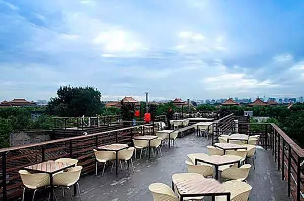 设计地图:京城文艺小清新必去的露台餐厅_新浪家居