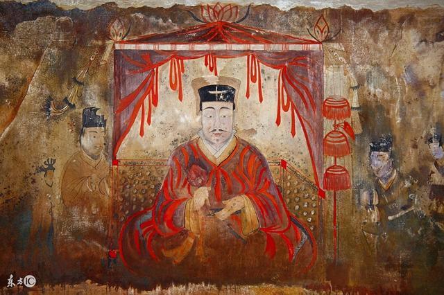 宣化下八里辽墓壁画显示的神秘天象