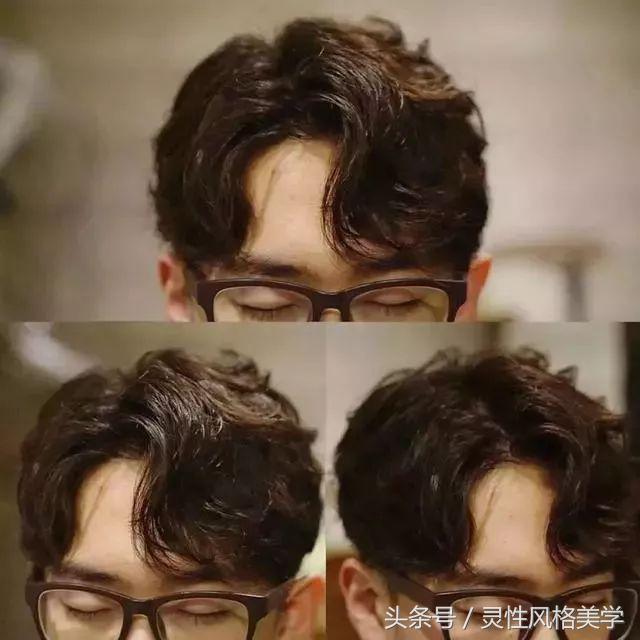 男士纹理烫发,什么样的发型需要烫发?_手机搜狐网