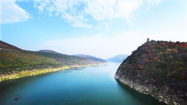 南阳旅游推荐〢渠首淅川,商圣故里,国宝八仙洞