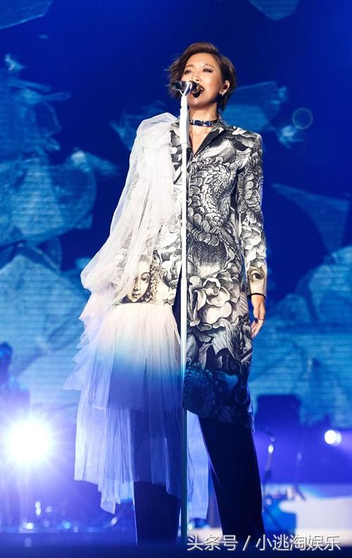 A-Lin黄丽玲演唱会完美收场,实力打破婚变传闻