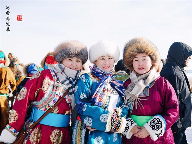 蒙古图片微信头像