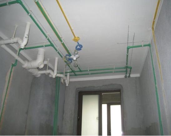 家装水电改造施工图