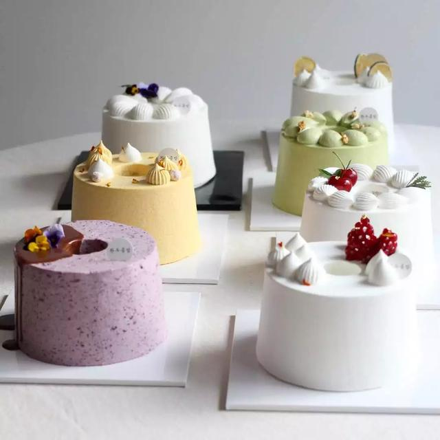揭秘|韓國網紅私房奶油蛋糕,看起來很不錯哦